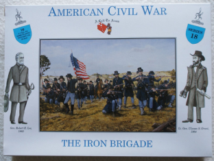 A Call To Arms 1/32 CAL3218 The Iron Brigade (ACW)